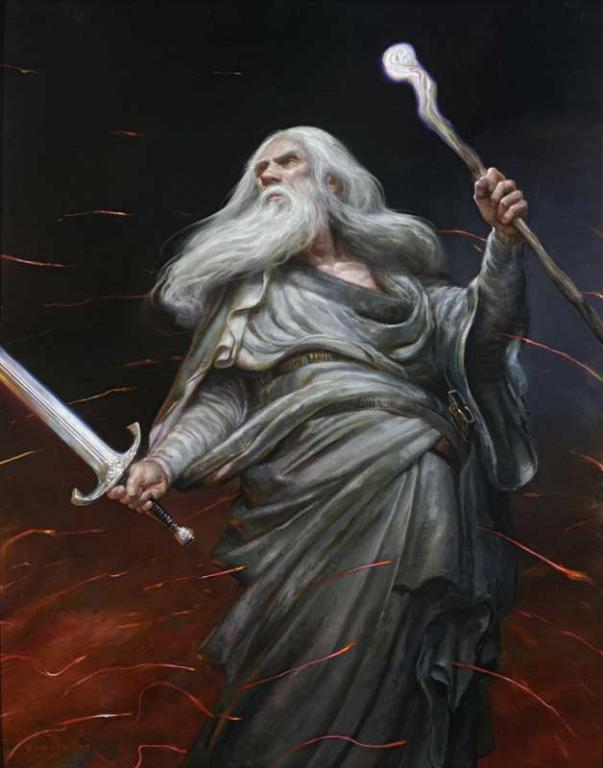 """You Cannot Pass"" (Donato Giancola)"