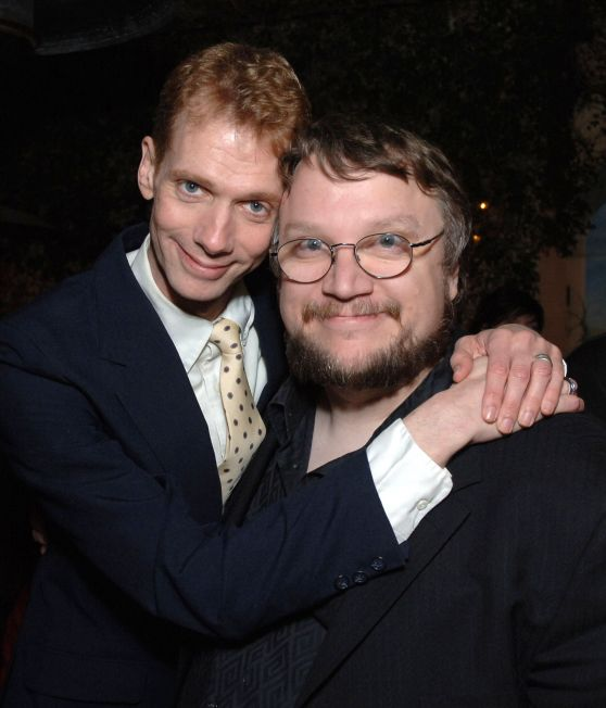Doug Jones e Guillermo del Toro